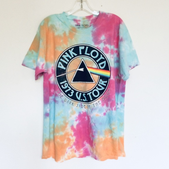 Pink Floyd Pinkfloyd Licensed Adult T Shirt